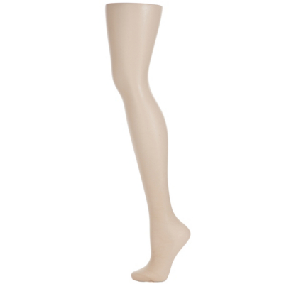 George 2 pack 10 Denier Matte Tights - Nude