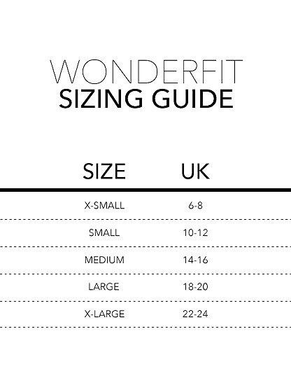 Wonderfit Skinny Jeans Black