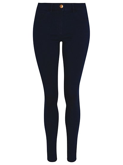 Wonderfit Skinny Jeans - Indigo | Women | George at ASDA