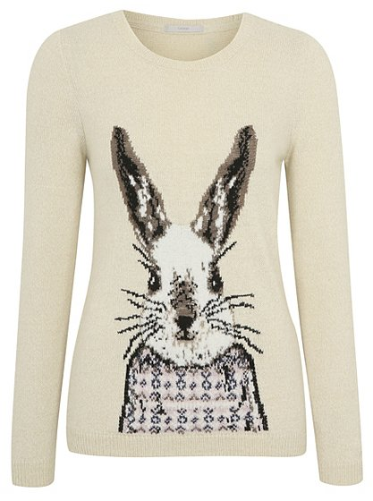 Rabbit Jumper Women George At Asda