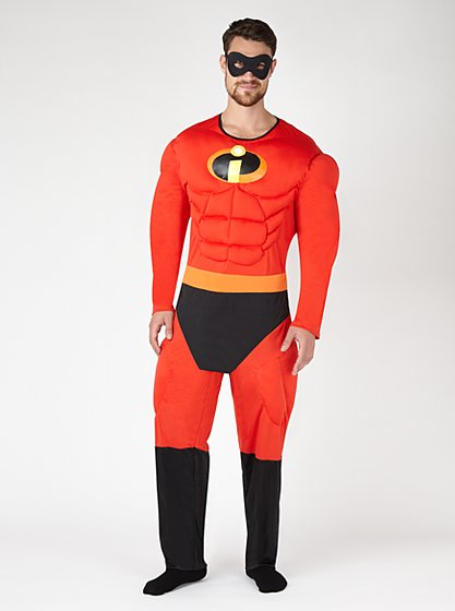 Mr Incredible Adult Costume 103