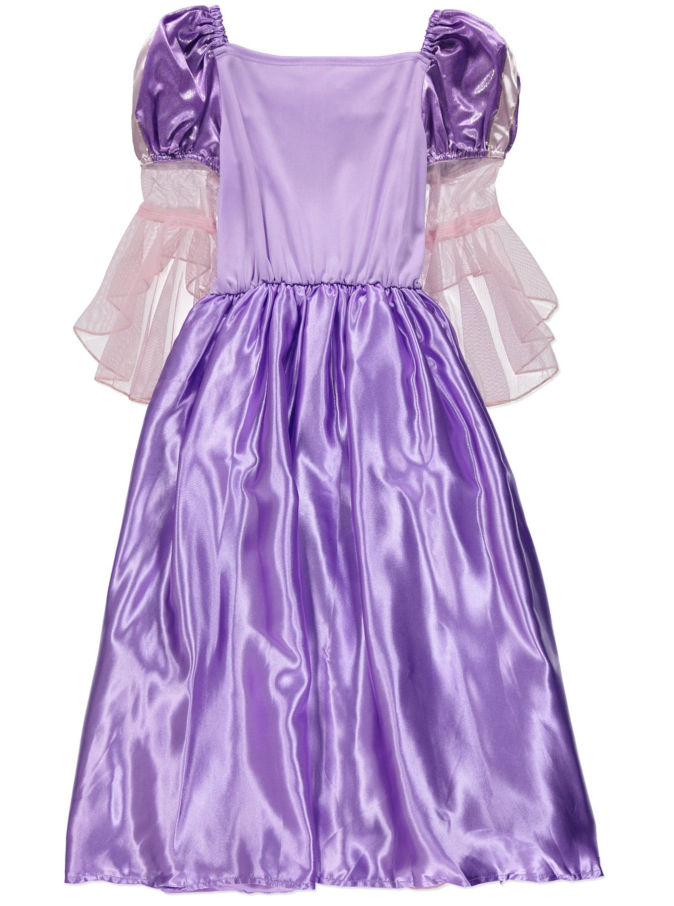 Disney Princess Rapunzel Fancy Dress Costume   Kids   George at ASDA