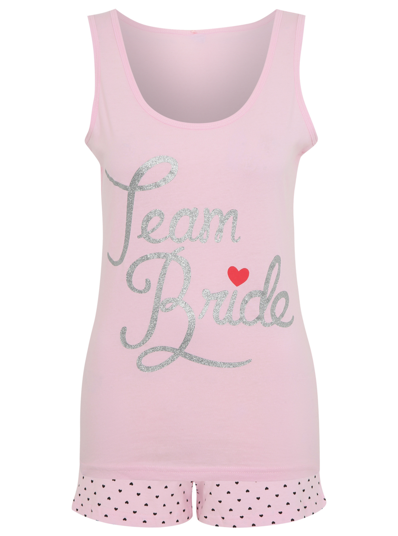 Team Bride Pyjama Set Women George At Asda