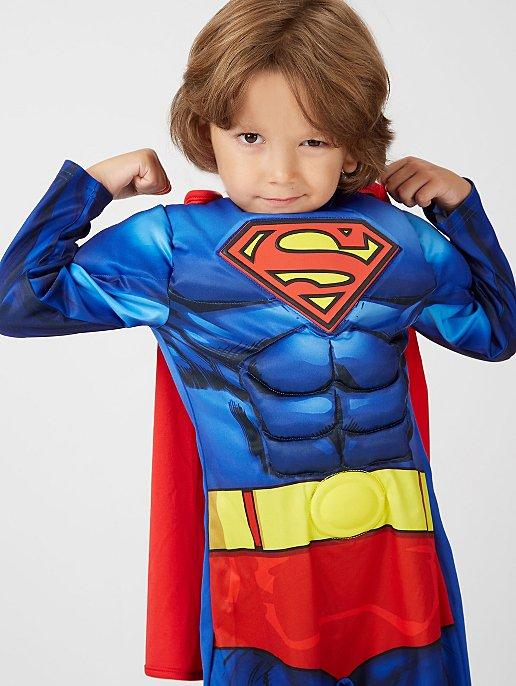 2e0668f55e Superman Fancy Dress Costume
