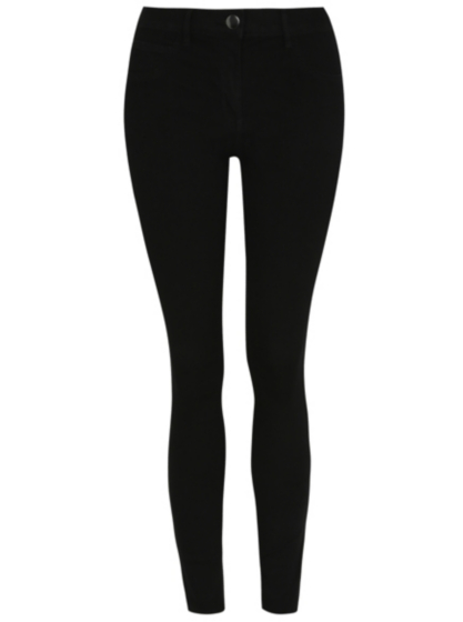 Wonderfit Skinny Jeans - Black | Women | George at ASDA