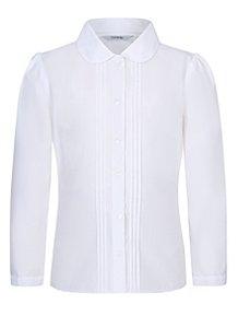 f6d1c6ab Girls School Shirts & Blouses - Girls School Uniform | George at ASDA