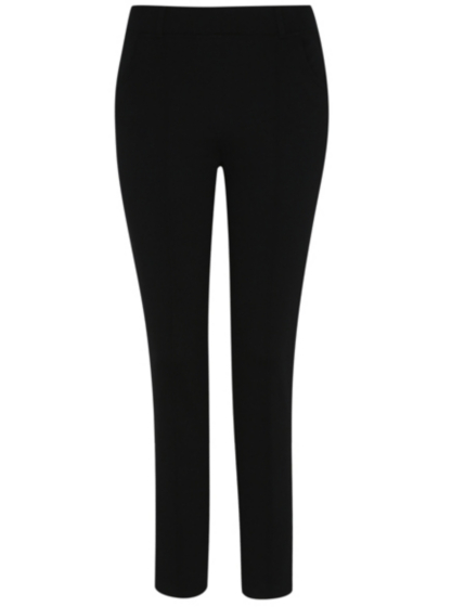 L.I.M Regular Fit Ladies Trouser Girls School Trousers Skinny Leg ...