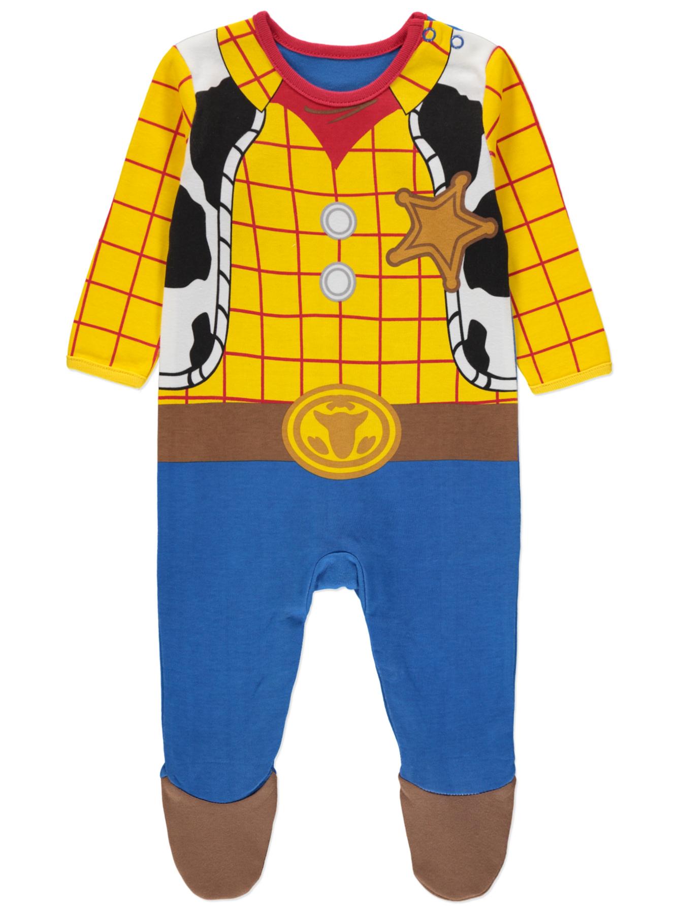 Disney Woody Sleepsuit Baby
