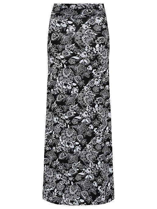 2a36e2d279 Floral Print Side Split Maxi Skirt | Women | George at ASDA
