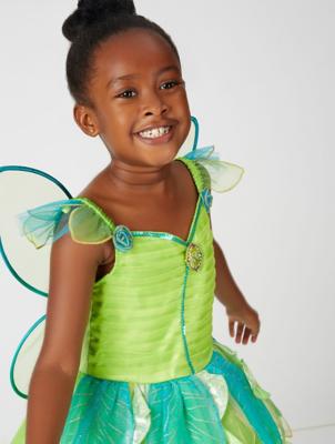 Disney Fairies Tinkerbell Fancy Dress Costume. from£13.00  sc 1 st  George - Asda & Disney Fairies Tinkerbell Fancy Dress Costume | Kids | George at ASDA