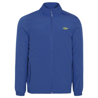 George Umbro UX Training Jacket - Blue, Blue.