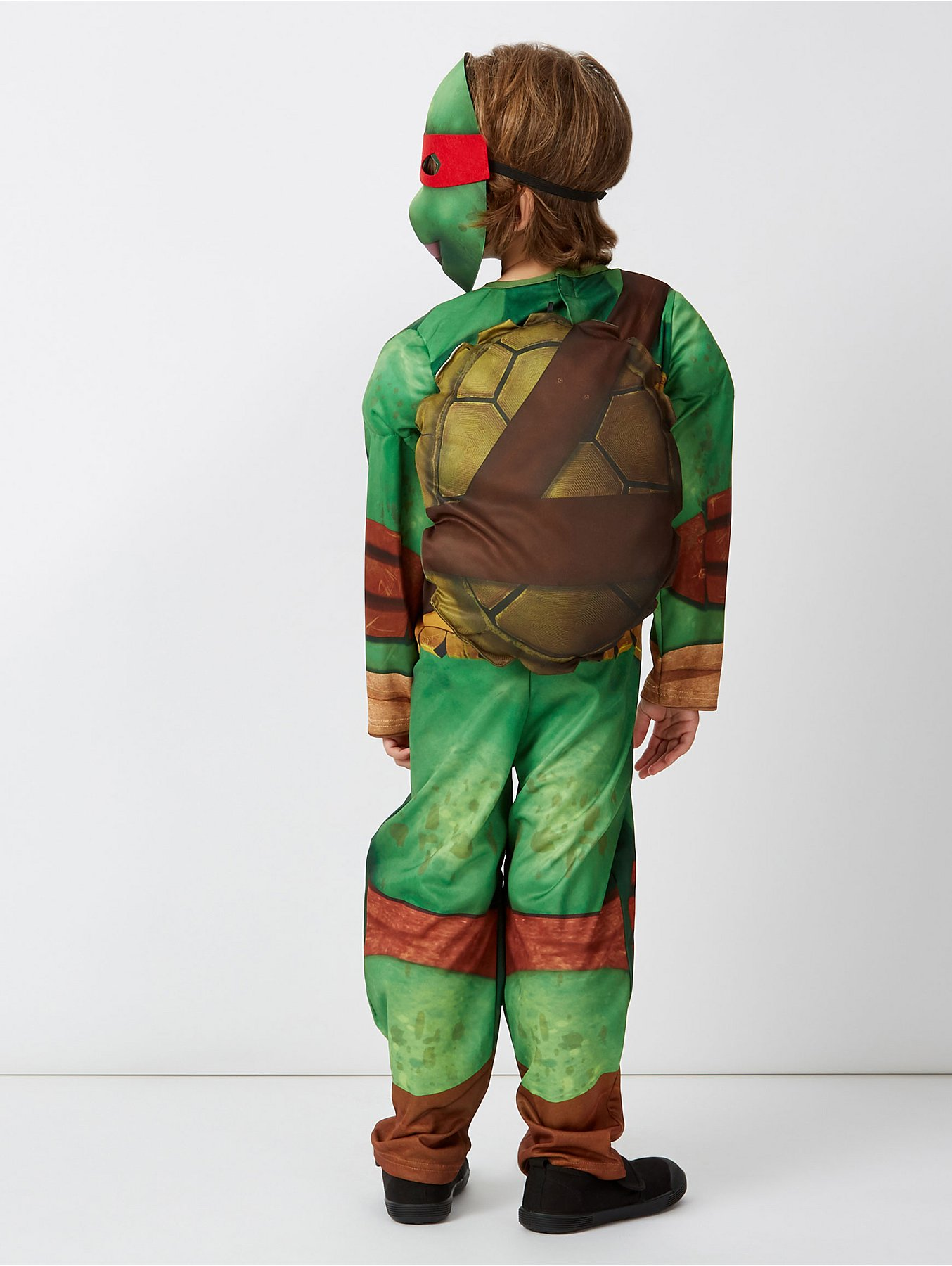 cfec564aacf Teenage Mutant Ninja Turtles Fancy Dress Costume With Sound. Reset