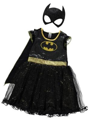sc 1 st  George - Asda & Batgirl Fancy Dress Costume | Kids | George at ASDA
