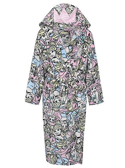 Disney Princess Fleece Dressing Gown | Women | George at ASDA