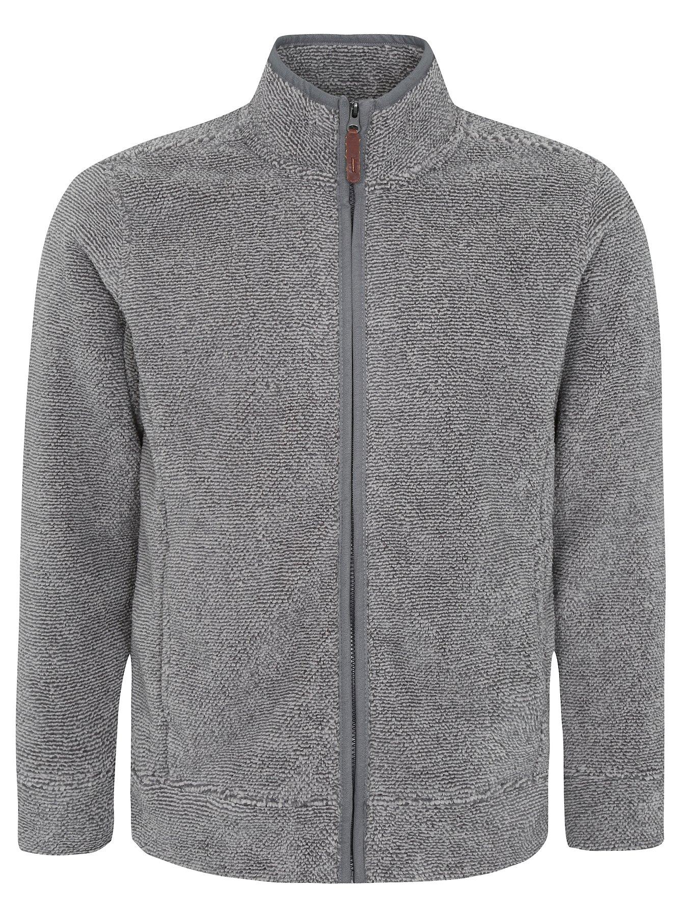 Zip Front Fleece Jacket | Men | George at ASDA
