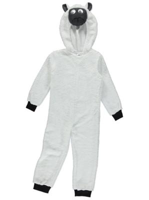 sc 1 st  George - Asda & Nativity Sheep Fancy Dress Costume | Kids | George at ASDA