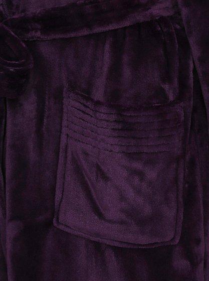 Fleece Dressing Gown   Women   George at ASDA