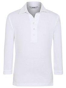 d97cdc8ff6c Girls School Polo Shirts - Girls School Uniform | George at ASDA