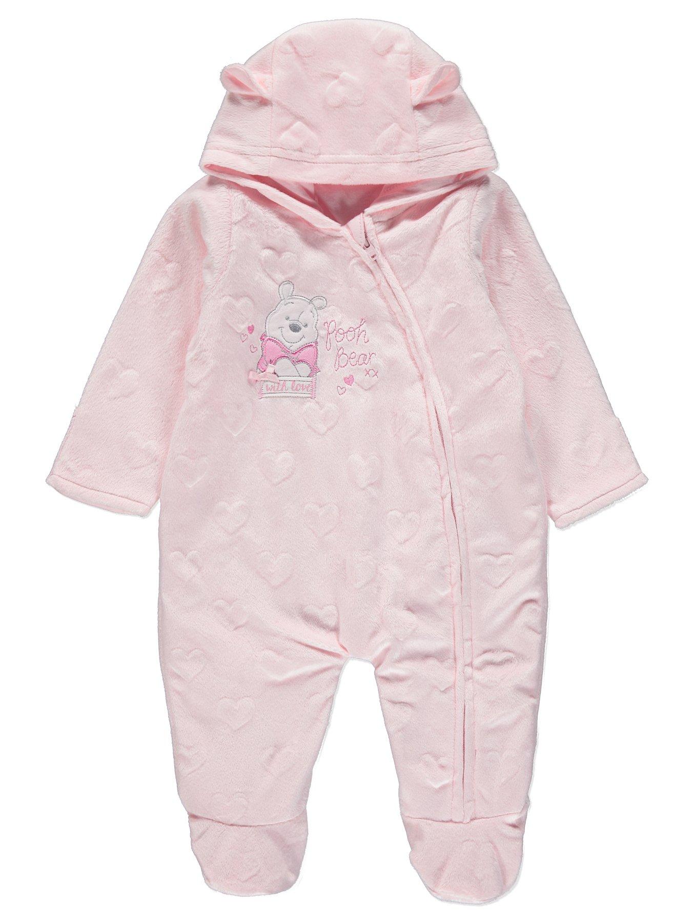 937967ac8 Disney Winnie The Pooh Pramsuit   Baby   George at ASDA