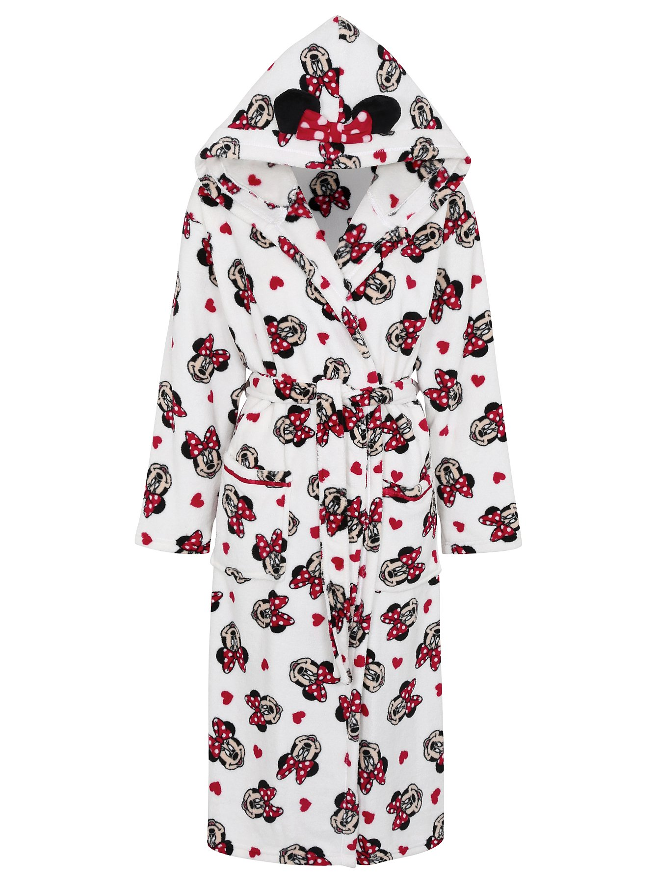 Disney Minnie Mouse Dressing Gown   Women   George at ASDA