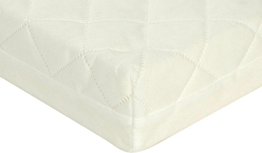 Essentials Foam Mattress Cot Bed 140 X 70 Cm
