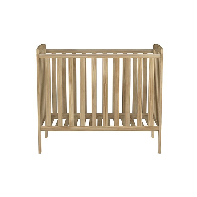 the best attitude b55f6 7b3a8 Rafferty Compact Cot - Natural