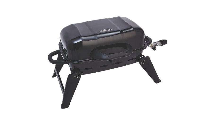 uniflame portable gas barbecue grill home garden. Black Bedroom Furniture Sets. Home Design Ideas