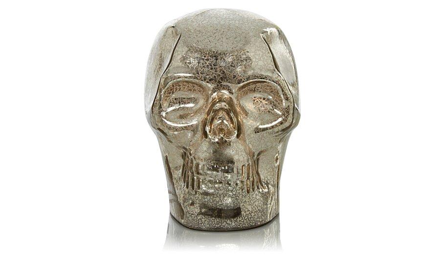 George Home Mercury Effect Skull Lamp
