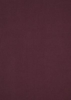 Aubergine Plain Dye Eyelet Curtains