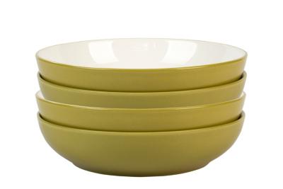 George Home Guacamole Two Tone Matt Pasta Bowls u2013 Set of 4  sc 1 st  Asda & George Home Guacamole Two Tone Matt Pasta Bowls u2013 Set of 4 ...