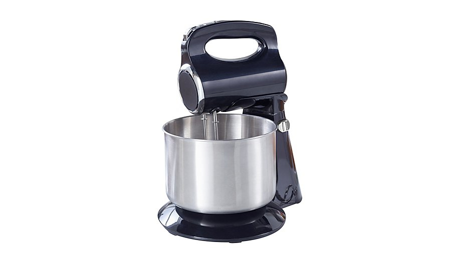 George Home HM733PWMB Stand Hand Mixer | Home & Garden | George at ASDA