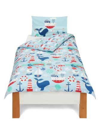 Nautical Bedding Range