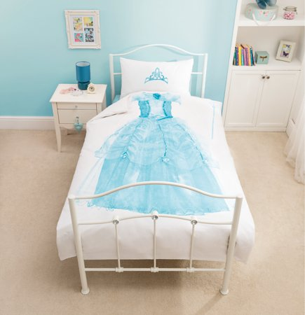 Princess Dress Bedding Range
