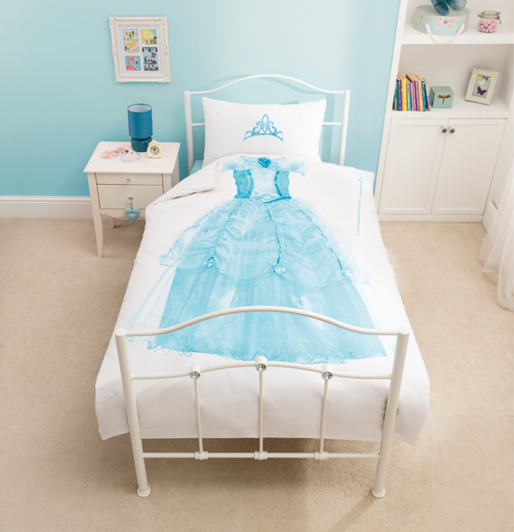 George Home Princess Dress Duvet Set Home Amp Garden