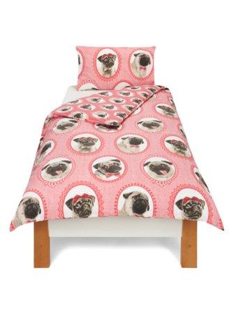 Pug Bedding Range