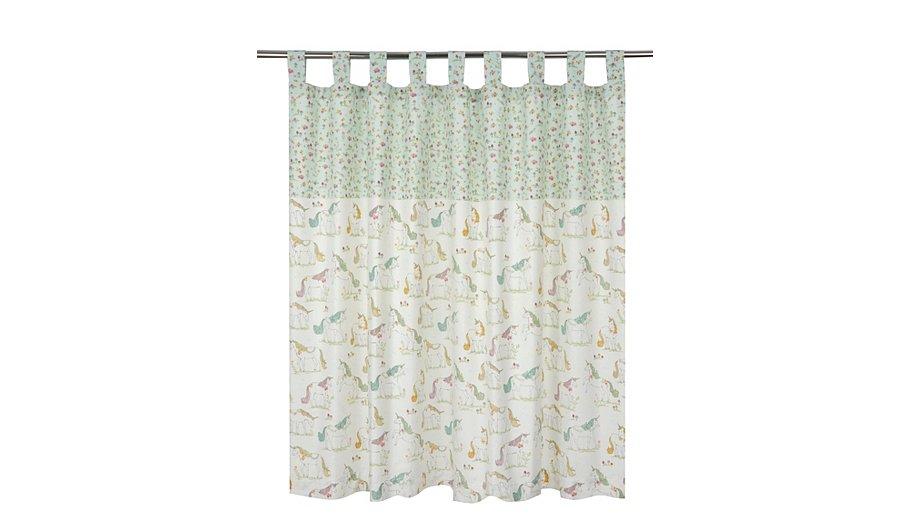 George Home Pretty Unicorn Curtains | Home & Garden ...