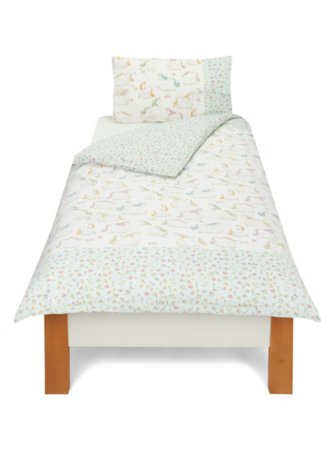 George Home Pretty Unicorn Duvet Set