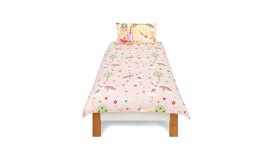 George Home Fairy Princess Duvet Set - Single | Home ...