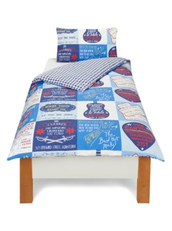 Band Poster Bedding Range
