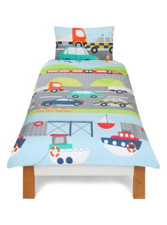 Transport Single Bedding Range