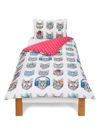 Dapper Cat Bedding Range
