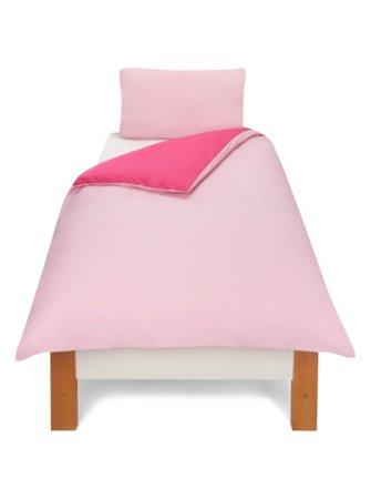 Pale pink & Hot pink Bedding Range