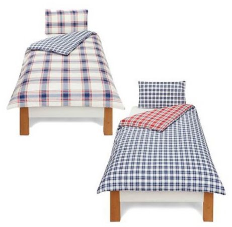 Check Twin Pack - Bedding Range