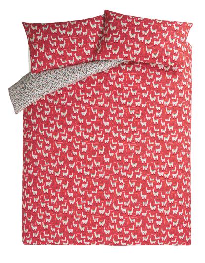llama print duvet cover | duvet covers | george at asda