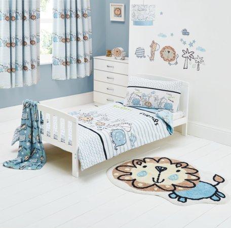 Safari Toddler Bedding Range