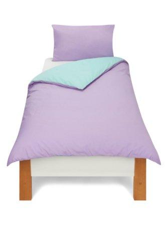 Aqua & Lilac Bedding Range