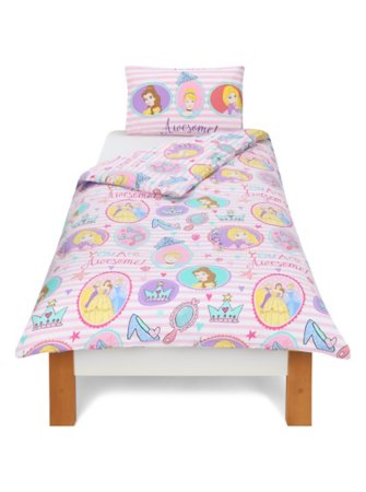 Disney Princess Single Bedding Range
