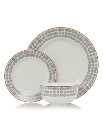 George Home Geo Edge Tableware Range