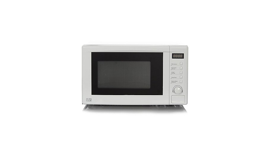George Home Digital Microwave 17 Litres
