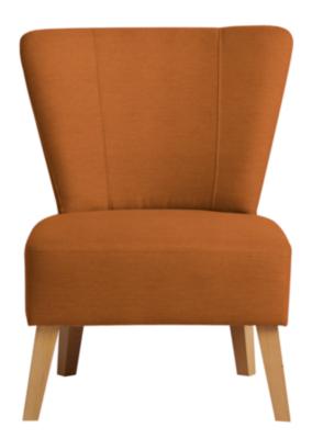 Kerry Cocktail Chair   Orange